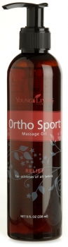 Young Living Ätherisches Massageöl Ortho Sport 236 ml